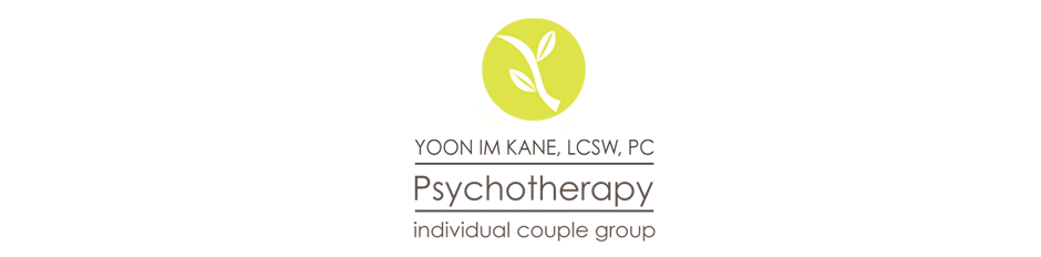 Yoon Im Kane, LCSW | Psychotherapy – Individual, Couple & Family